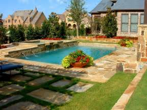 Backyard Pool Design Backyard Landscaping Ideas Swimming Pool Design Homesthetics Inspiring Ideas For Your Home