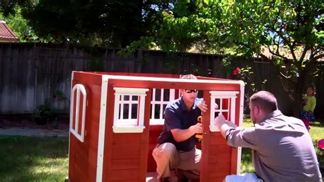 big backyard savannah playhouse triyae com big backyard bayberry playhouse various