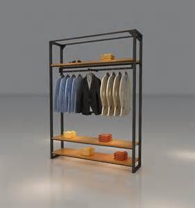 Simple Rack by Simple Metal Display Rack For Clothes Of Item 103348464