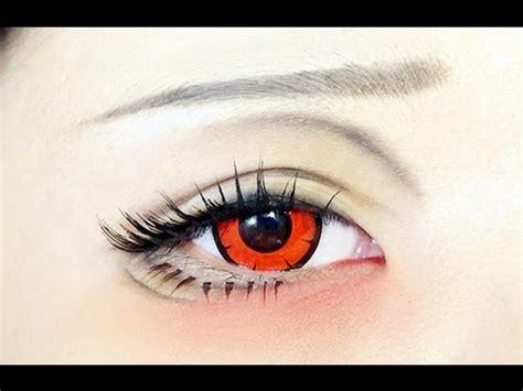 tutorial anime eye makeup  gasai yuno yandere eye