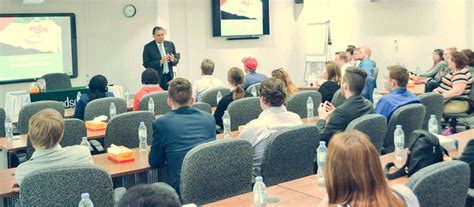 St Cloud State Mba Requirements adsm hosts st cloud state faculty and students