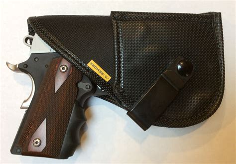Review And Giveaway - the remora tuckable holster review and giveaway hank s holster review