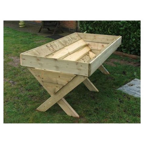 Wooden Trough Planters by Buy 180cm Wooden Rooting Planter Trough From Our Planters