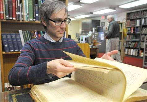 Gloucester County Records Worker At Bank Battlefield Discovers Gloucester County Records From 1896 Nj