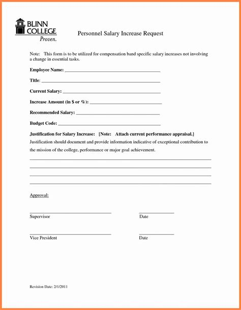salary review form template 7 salary review template salary slip