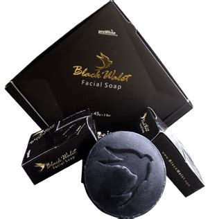 Sabun Black Walet Shoap Sqs black walet soap sabun pemutih wajah