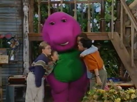 barney and the backyard gang i love you image i love you song28 jpg barney wiki