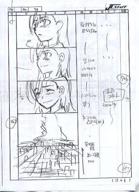 anime storyboard template anime production detailed guide to how anime is made and