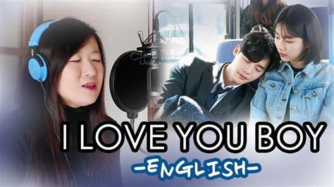 mv suzy i love you boy while you were sleeping ost part english i love you boy suzy while you were sleeping ost