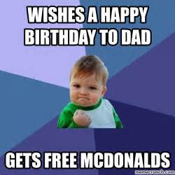Funny Dad Memes - happy birthday wishes dad memes