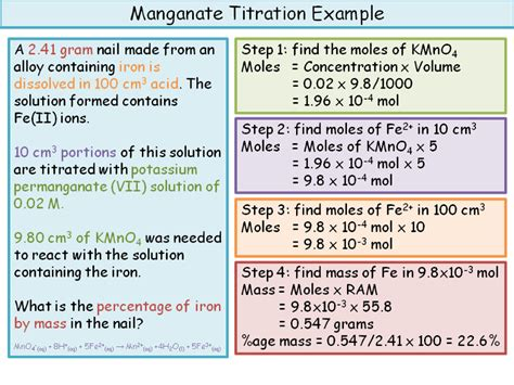 Titration Curve Worksheet With Answers