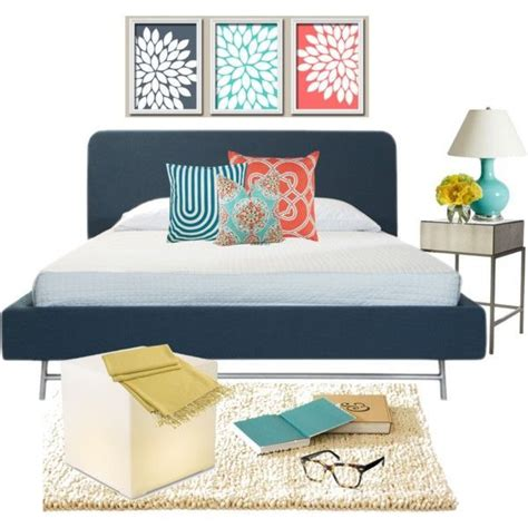48 best images about coral and navy bedroom colors on pinterest eclectic