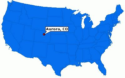 aurora, colorado city information epodunk