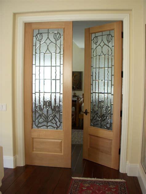interior bedroom doors with glass interior glass doors traditional bedroom austin by