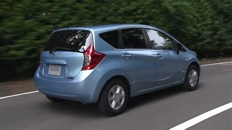 nissan note 2013 all new 2013 nissan note japanese market youtube