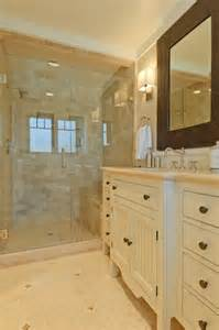 travertine subway tile transitional bathroom sherwin beige bathroom decorating ideas