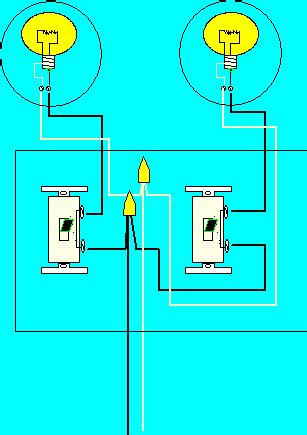 electrical how to install this double switch home improvement stack exchange