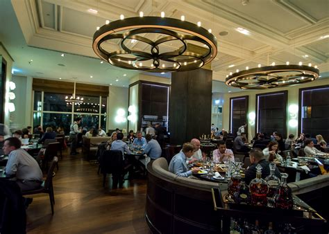 Cream Dining Room dinner by heston blumenthal london