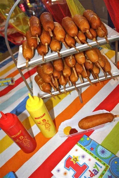 carnival themed food 17 best images about sports themed food on pinterest