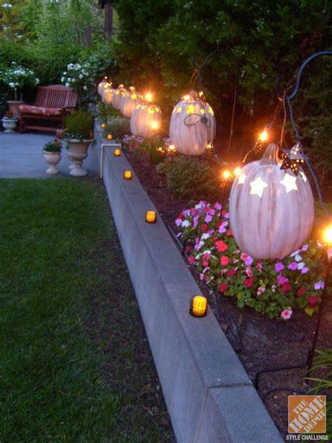 backyard halloween party 15 backyard designs for fall pretty designs