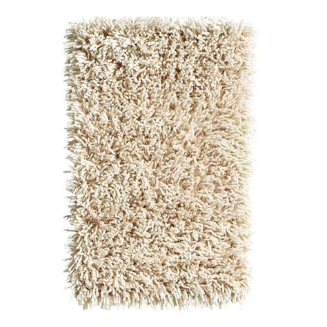 Home Decorators Collection Ultimate Shag Oatmeal 8 Ft X 8 Foot Area Rugs