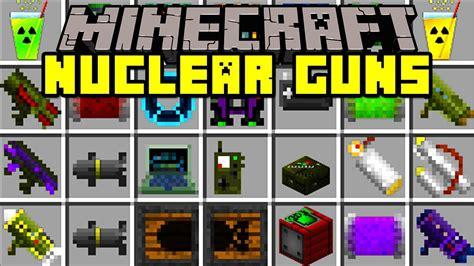 gun game mod alliedmodders minecraft explosive gun mod nukes new guns rocket