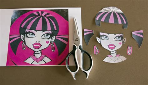 draculaura monster high cake tutorial cake cupcakes and