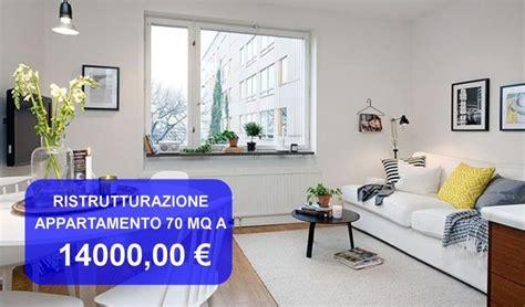 ristrutturare appartamento roma offerta ristrutturazione appartamento roma 70 mq a 14000