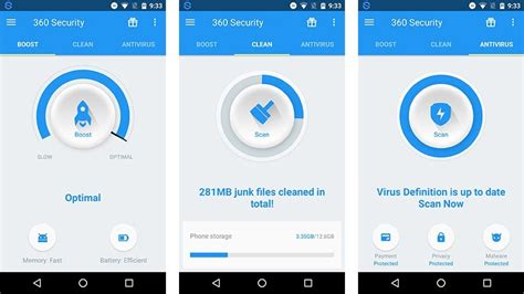 360 security for android 360 security a lot of for zero bucks android authority