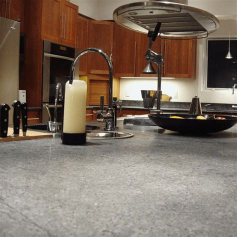 Consa Set soapstone uses best soapstone countertops pros and consc countertop cons image of consa with