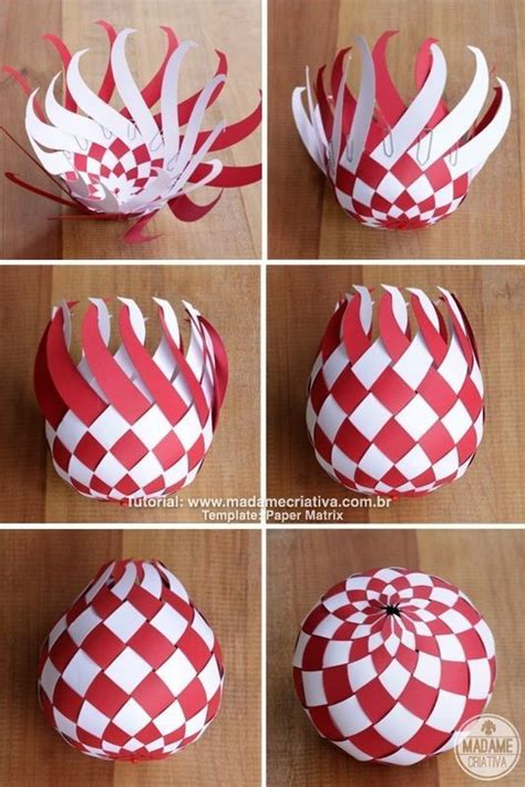 How To Make Decorative Paper Balls - 25 best ideas about paper balls on origami