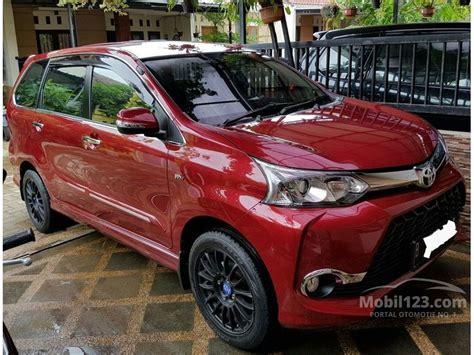Bantal Mobil Toyota Avanza Veloz 16 jual mobil toyota avanza 2016 veloz 1 5 di banten