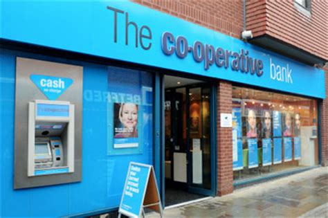 coopp bank we don t need support insists co op aol uk money