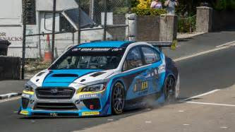 Subaru Rally Isle Of Tt Record Holding Subaru Wrx Sti Is The