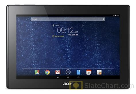 Lcd Tab 10in Imo X9 acer iconia tab 10 2015 2015 review and specifications slatechart
