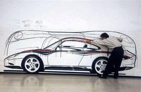 porsche mission e sketch classic porsche 911 drive