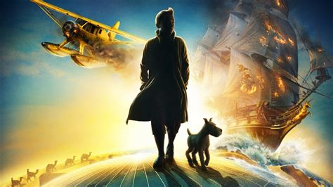 film balap mobil movie the adventures of tintin 2011