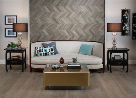 Go Bold with Chevron Flooring   Quick?Step® Style