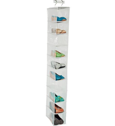 hanging shoe organizer closet hanging shoe organizer in hanging shoe organizers