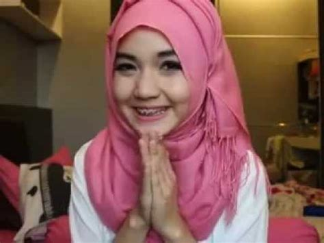 tutorial hijab wanita arab hijab arabian style tutorial youtube