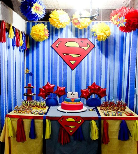 Superman Decorations by Best 20 Superman Ideas On Superman