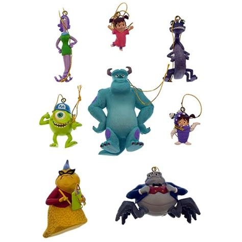 your wdw store disney storybook ornament set monsters inc