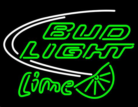 what were beer neon colors in the 50s and 60s bud light lime neon sign and 50 similar items