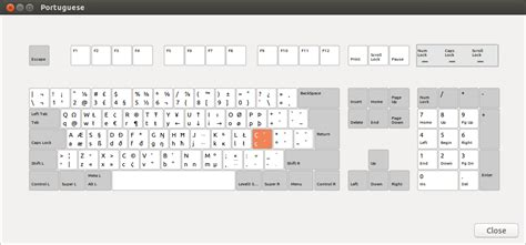 keyboard layout portuguese keyboard layout how to type latin small letter c with
