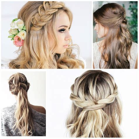Homecoming Hairstyles For Medium Hair 2017 by Haircuts And Hairstyles For 2017 Hair Colors Trends For