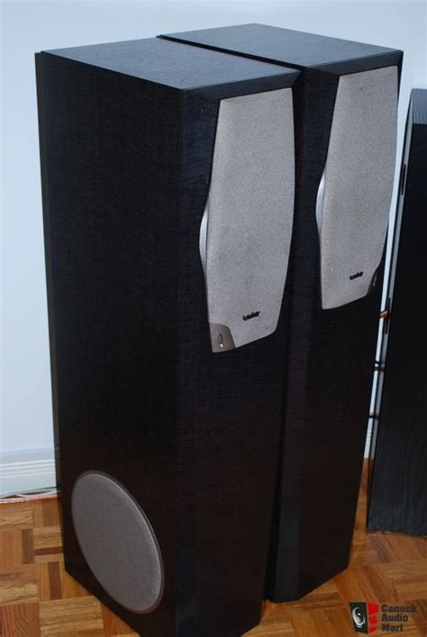 Infinity Bookshelf Speakers Review Infinity Speakers Interlude Il50 Tower Active Subwoofer