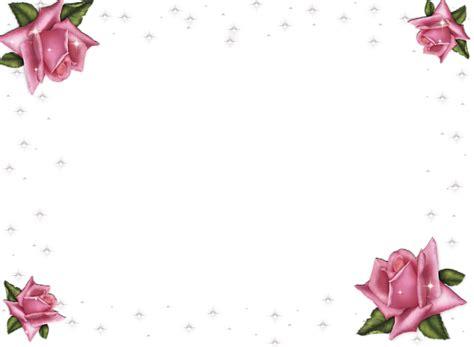 Frame Photo Meja Cantik Bunga Pink transparent pink roses frame frames borders pink roses and scrapbooking