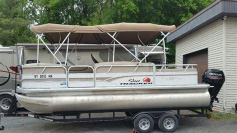 used tracker pontoon boats sun tracker used sun tracker pontoon very good condition