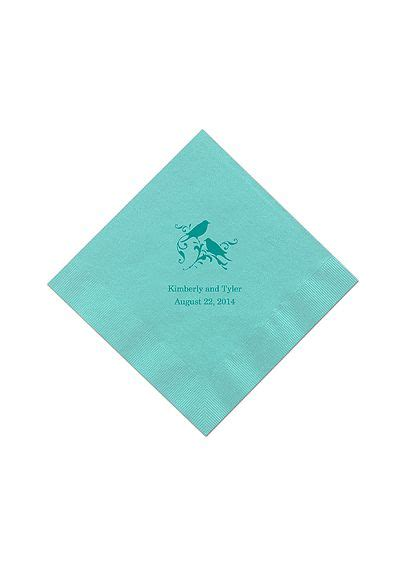 design napkins online personalized design color luncheon napkin david s bridal