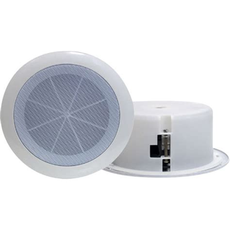 Best Home Ceiling Speakers by Best Buy For Pyle Home Pdics6 6 5 Inch Range In Ceiling Flush Mount Enclosure Speaker